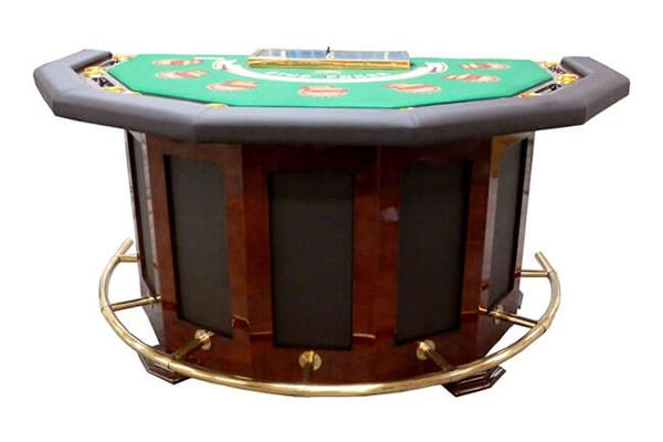 ... HX 6 Blackjack Gaming Table